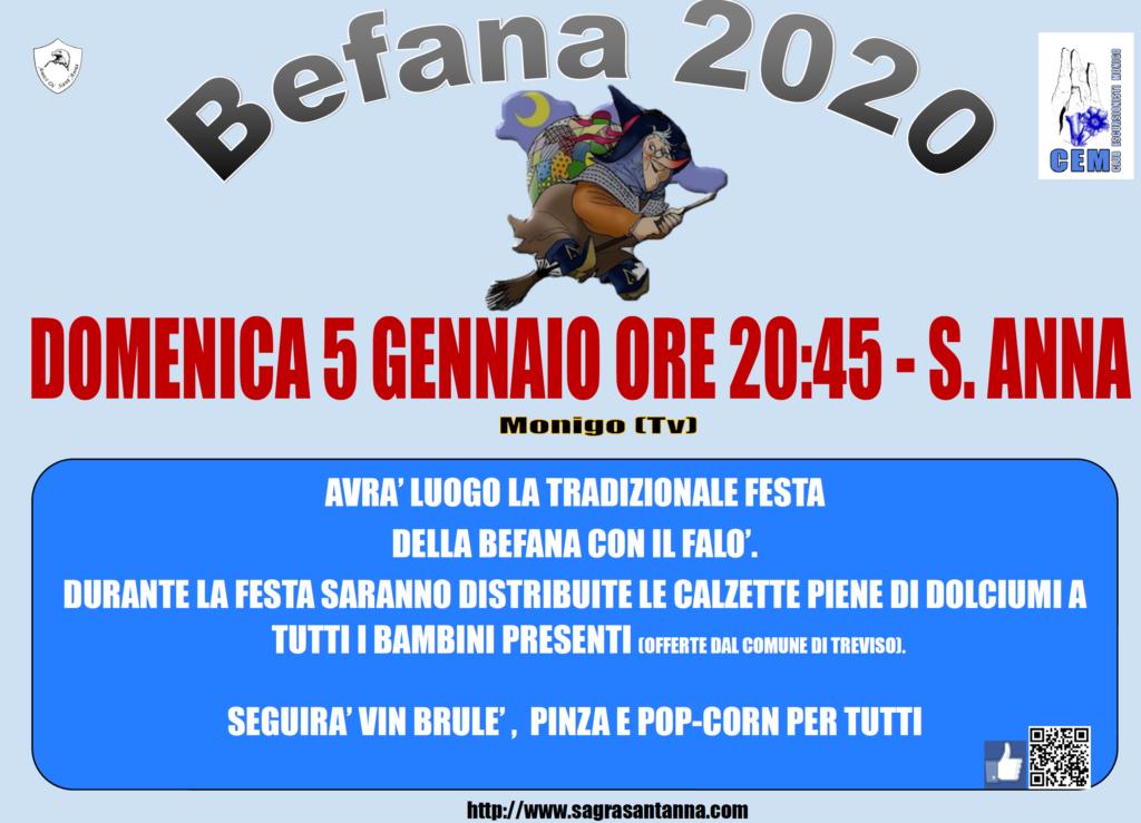 Befana 2020!